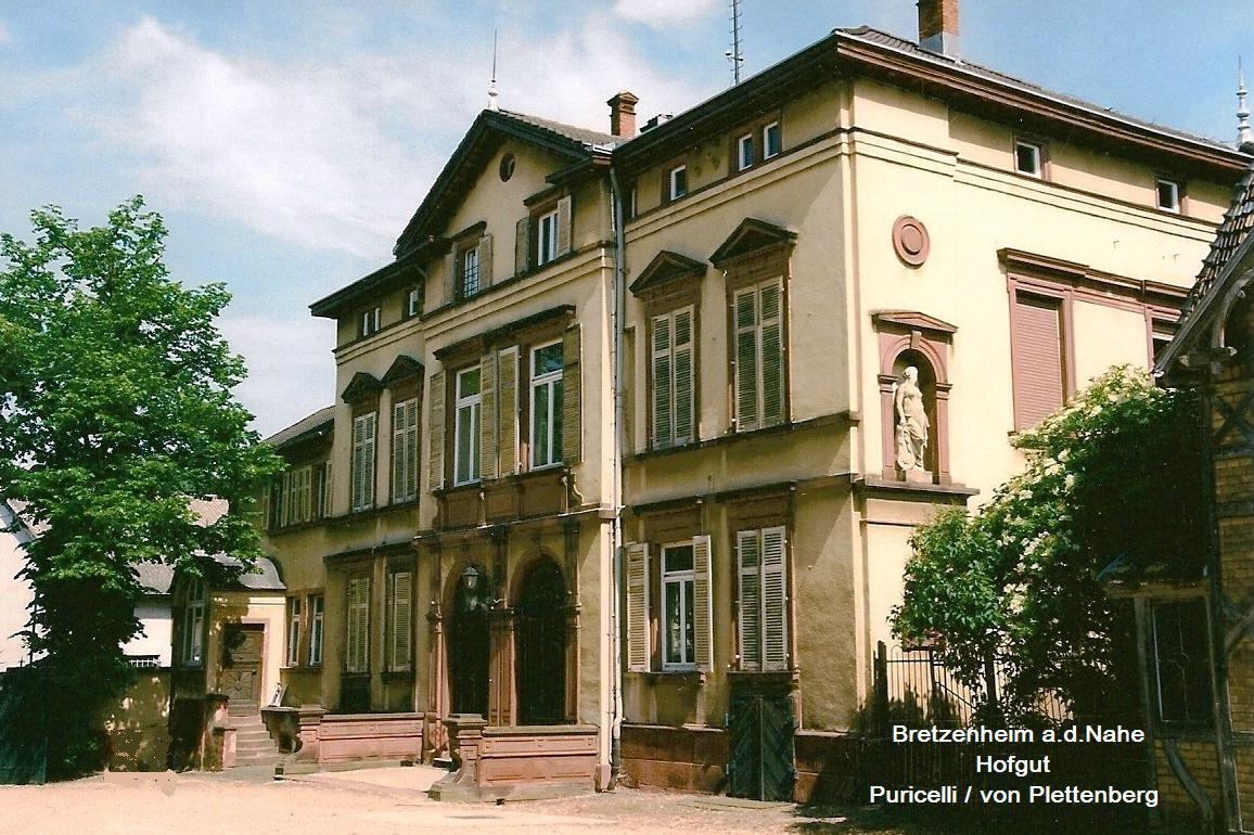 Hofgut Puricelli / von Plettenberg